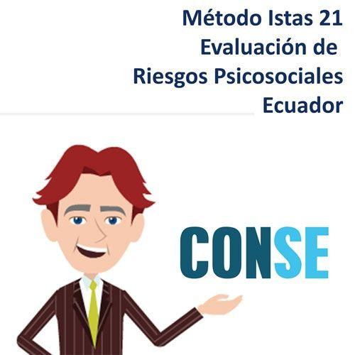 IMétodo Istas21 CoPsoQ - España